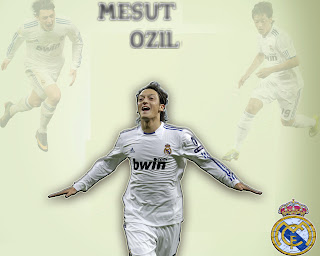 Mesut Ozil Wallpaper 2011 10