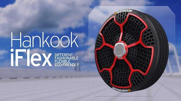 Hankook i-Flex neumático sin aire