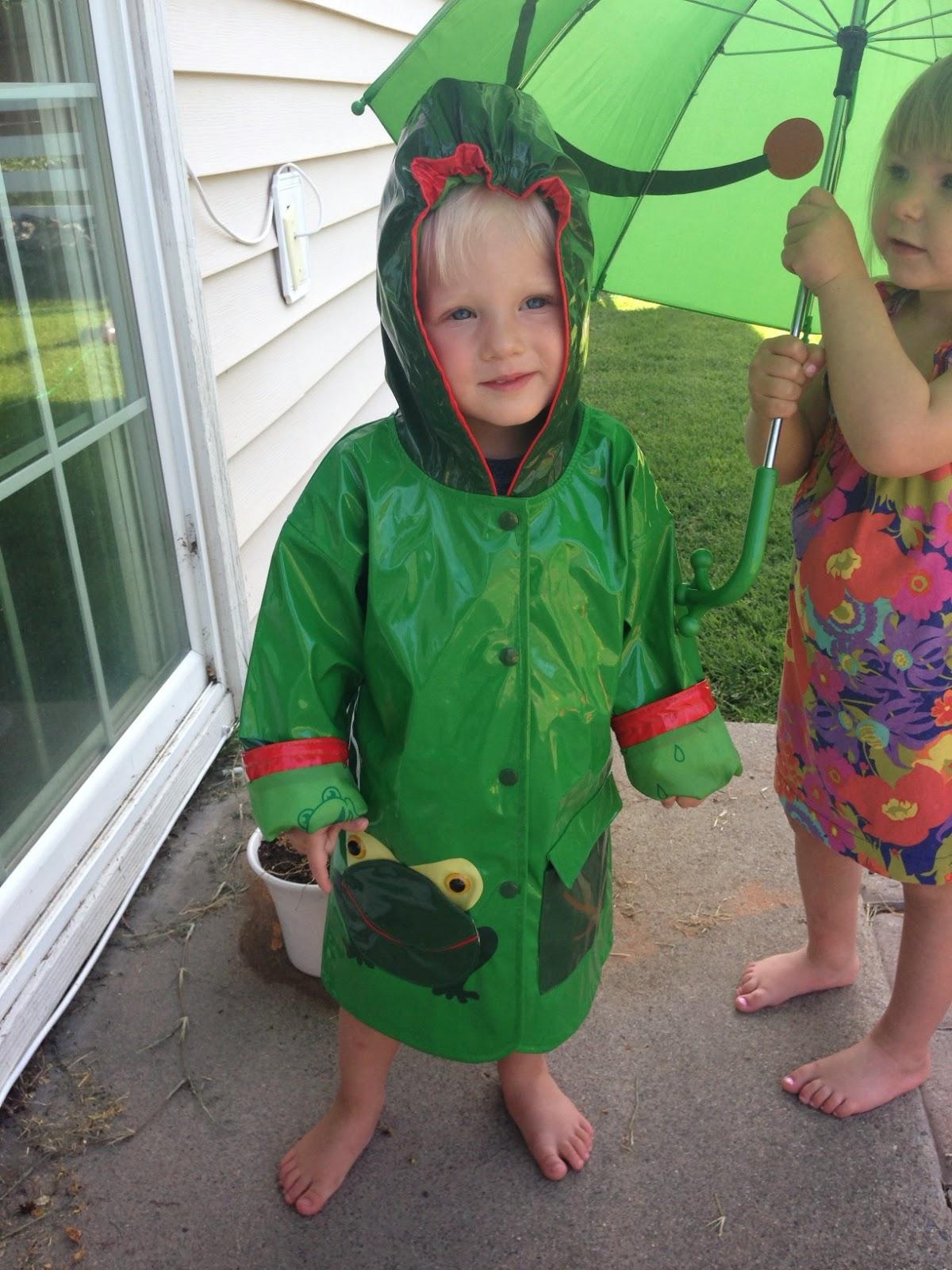 Rain Jackets For Kids