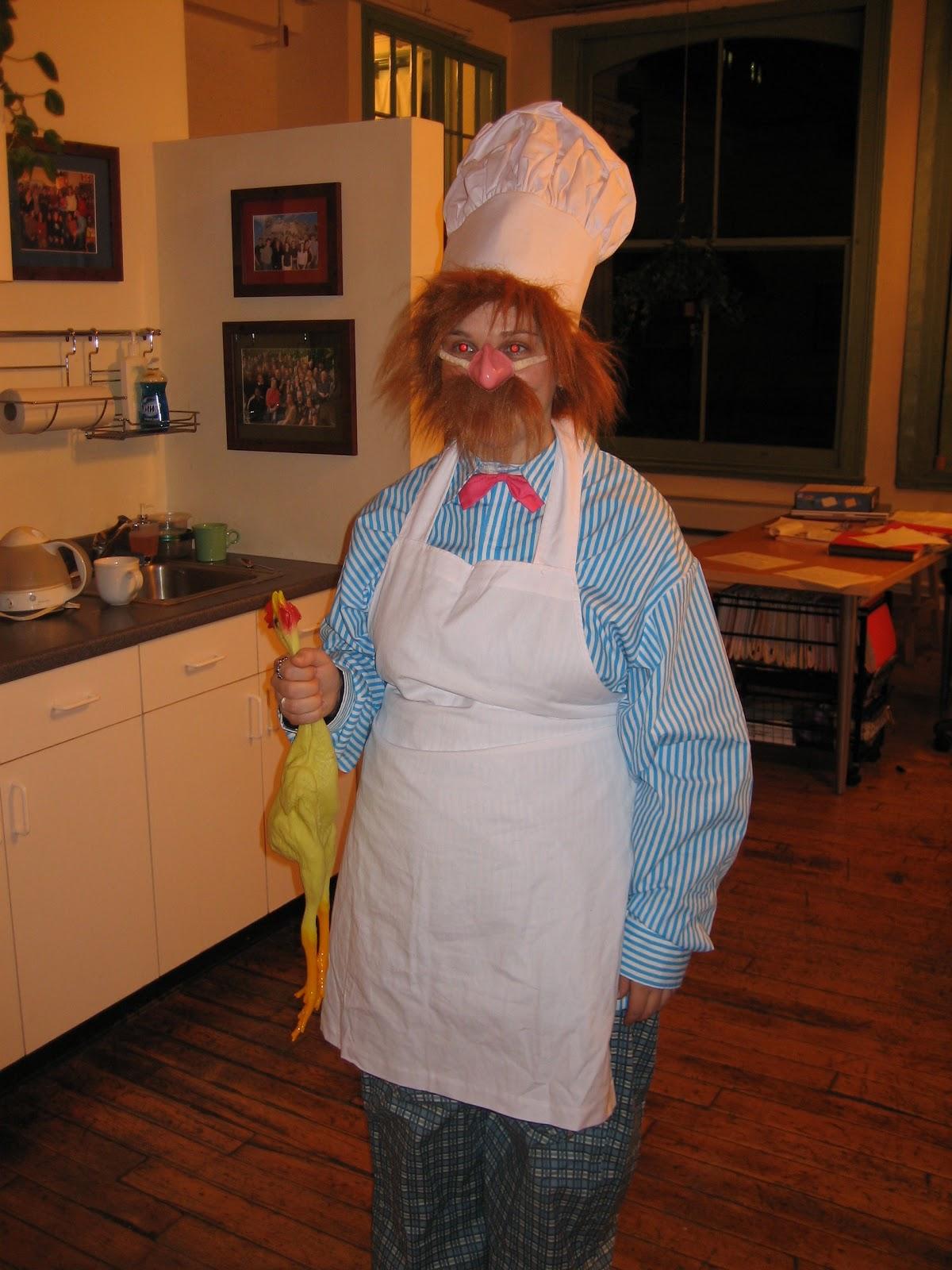 Chef Halloween Costume