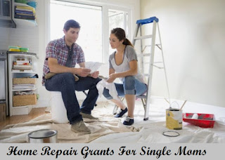 Home Repair Grants For Single Moms