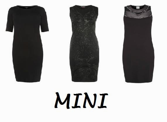 fashion, plus size fashion, Finding the perfect Little Black Dress for Your Body Shape, New Look, New Look Fashion, New Look Plus Size Range, New Look Inspire Range, Mini Dresses
