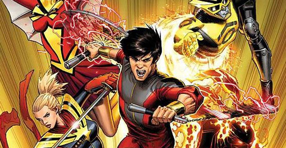 o meste do kung fu marvel comics
