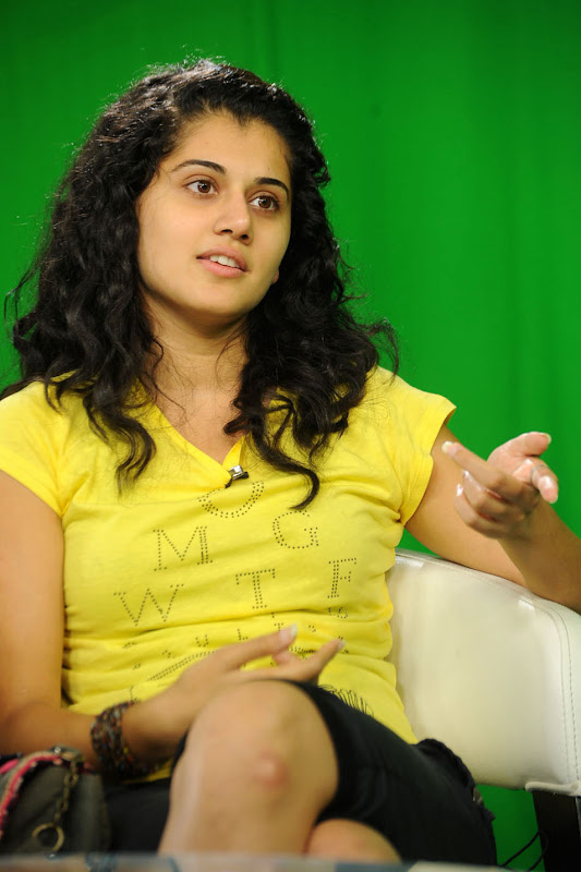 Actress Taapsee Stills Gallery sexy stills