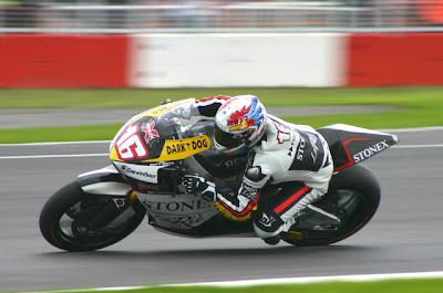 Rider Moto2 Jules Cluzel