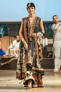 Rana Noman Bridal Wear Dresses 2014