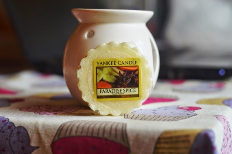 Yankee Candle - Spice Paradise