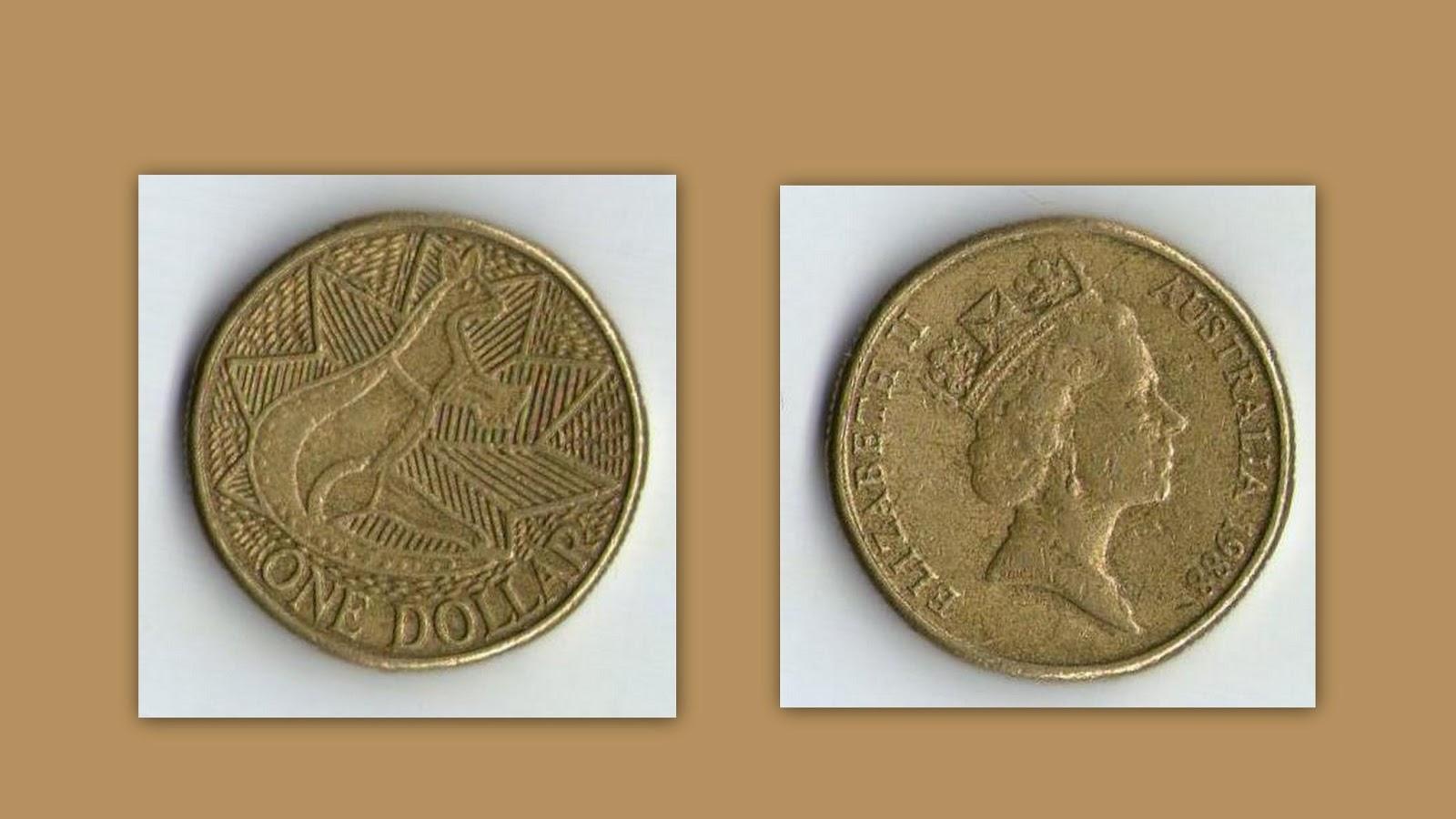 AUSTRALIA 1 DOLLAR 2005 WORLD WAR PEACE COMMEMORATIVE