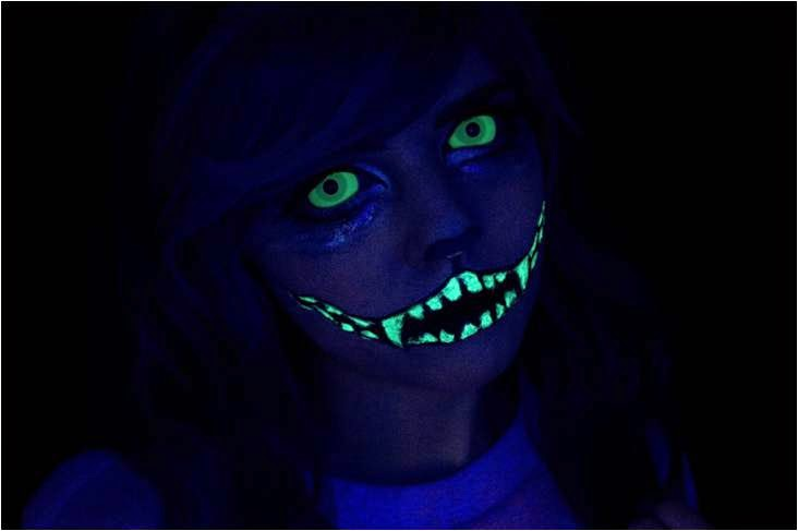 "Are ""Glow in the Dark Contact Lenses"" Damaging to the Eyes?"
