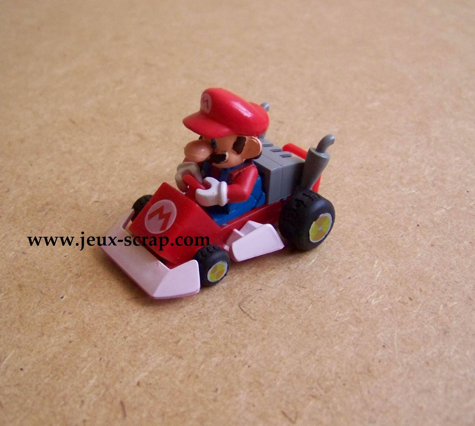 blog boutique jouets jeux scrap mario kart. Black Bedroom Furniture Sets. Home Design Ideas