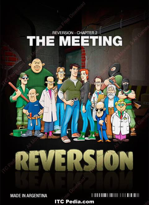 Reversion The Meeting - ALiAS