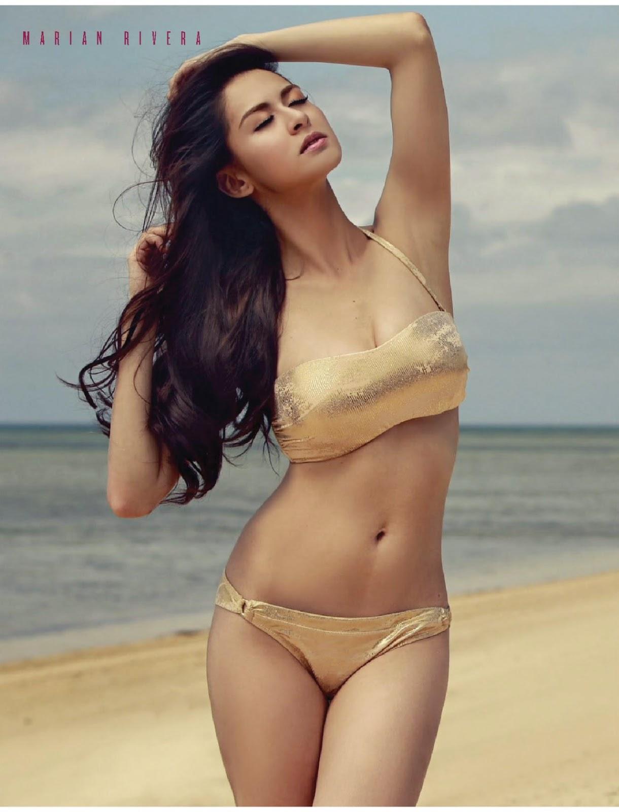 marian rivera sexy fhm bikini pics 01