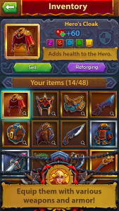 Heroes and Puzzles v1.0.2.18 MOD APK Android