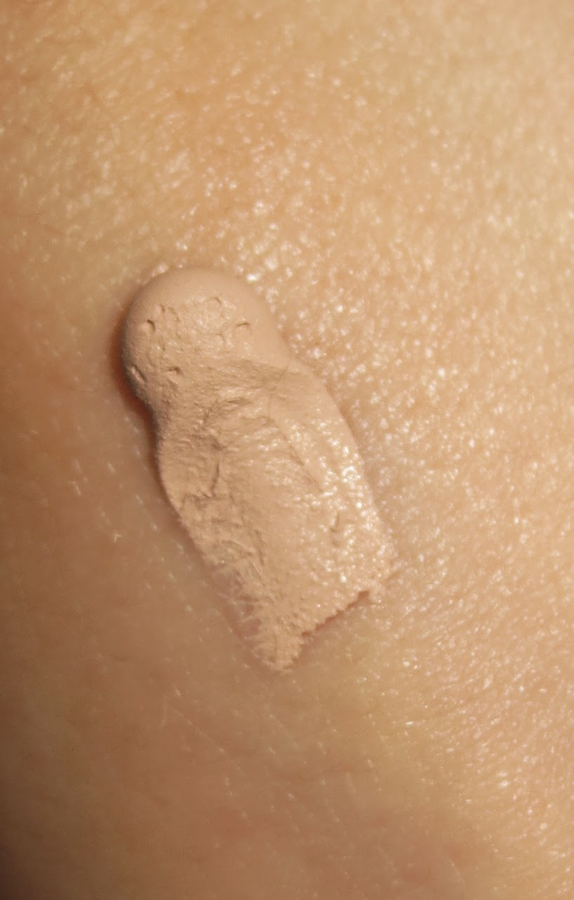 Rimmel Stay Matte Liquid Mousse Foundation swatch