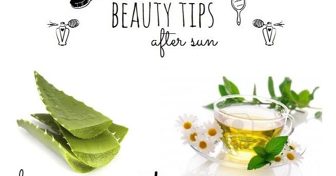 aloe vera beauty tips