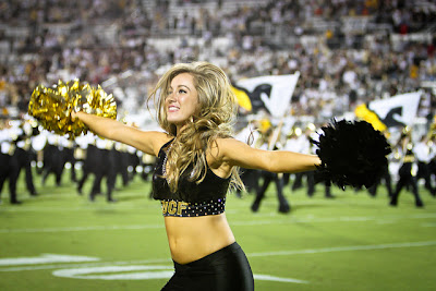 The 12 Hottest College Cheerleading Squads