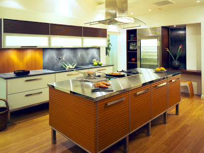 Asian Kitchen Design Ideas 2011 From HGTV