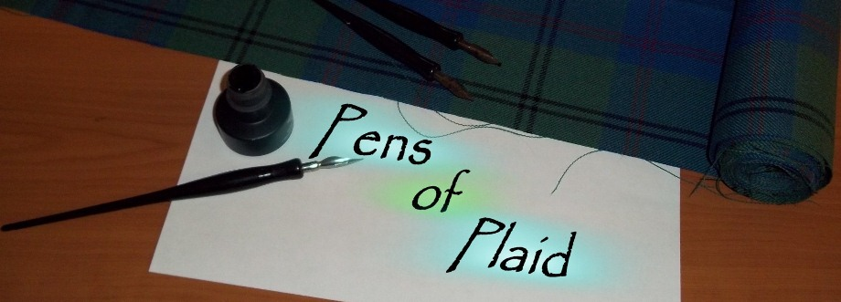 Pens of Plaid