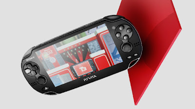 PS Vita T3 2012 Gaming Gadget Of The Year
