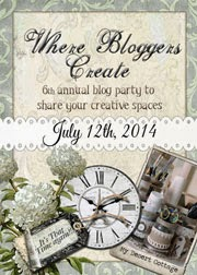 Share Your Creative Space at My Desert Cottage