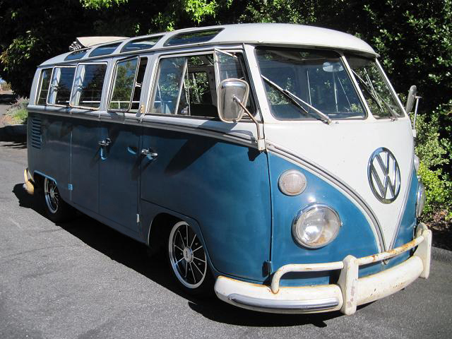 Vw bus 21 window ragtop 1967 vw bus for 1966 21 window vw bus