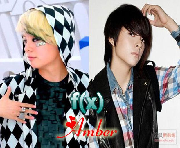 Amber - f(x)