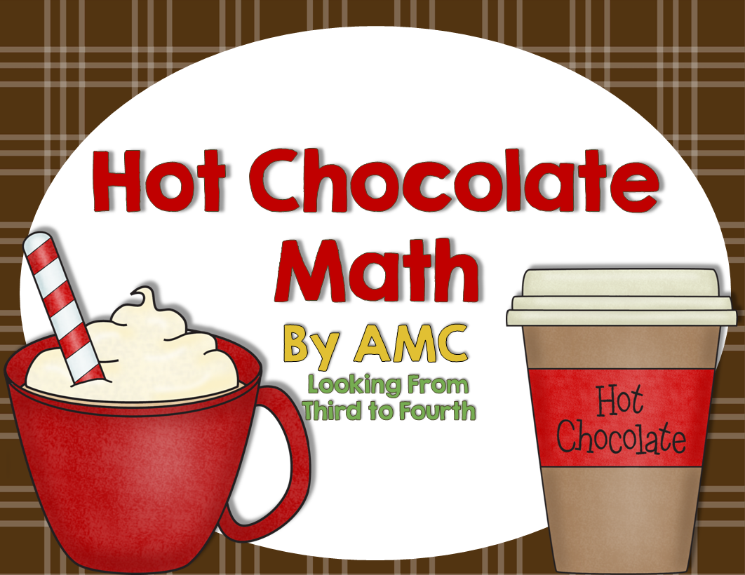 Math Monday - Problem Solving with Hot Chocolate - Elementary AMC