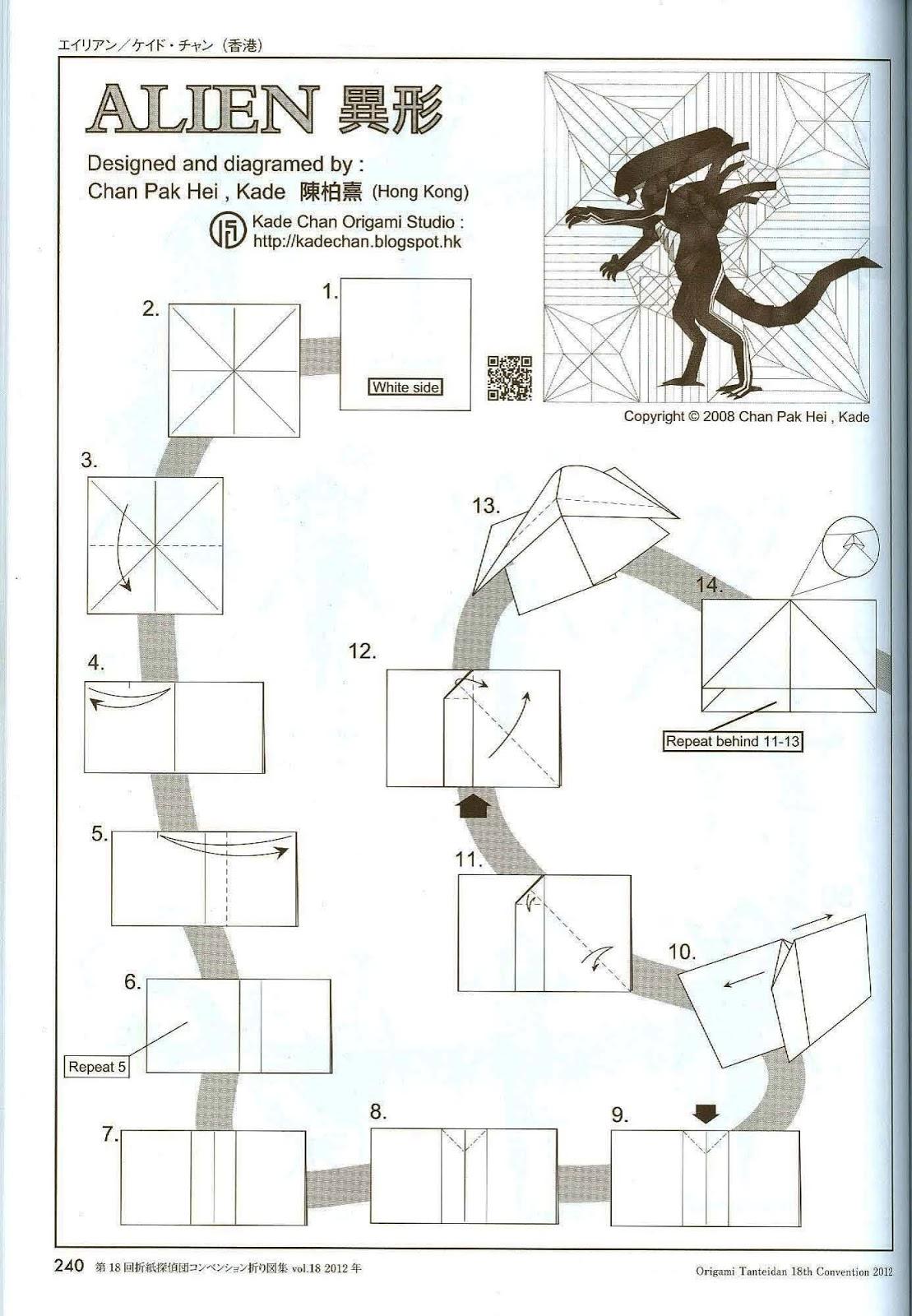 Pasin al origami hola amigos de este arte hoy les doy a conocer el diagrama de un alien warrior de kade chan espero q les guste y aqui les dejo el diagrama jeuxipadfo Images
