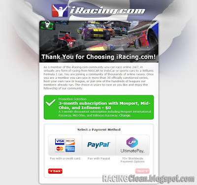iRacing - FREE for 3 months with 3 extra bonus tracks