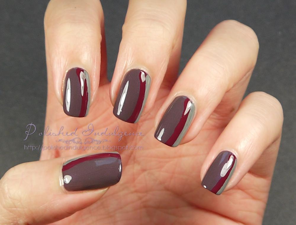 Polished Indulgence: Nail Art Wednesday: A China Glaze On Safari ...