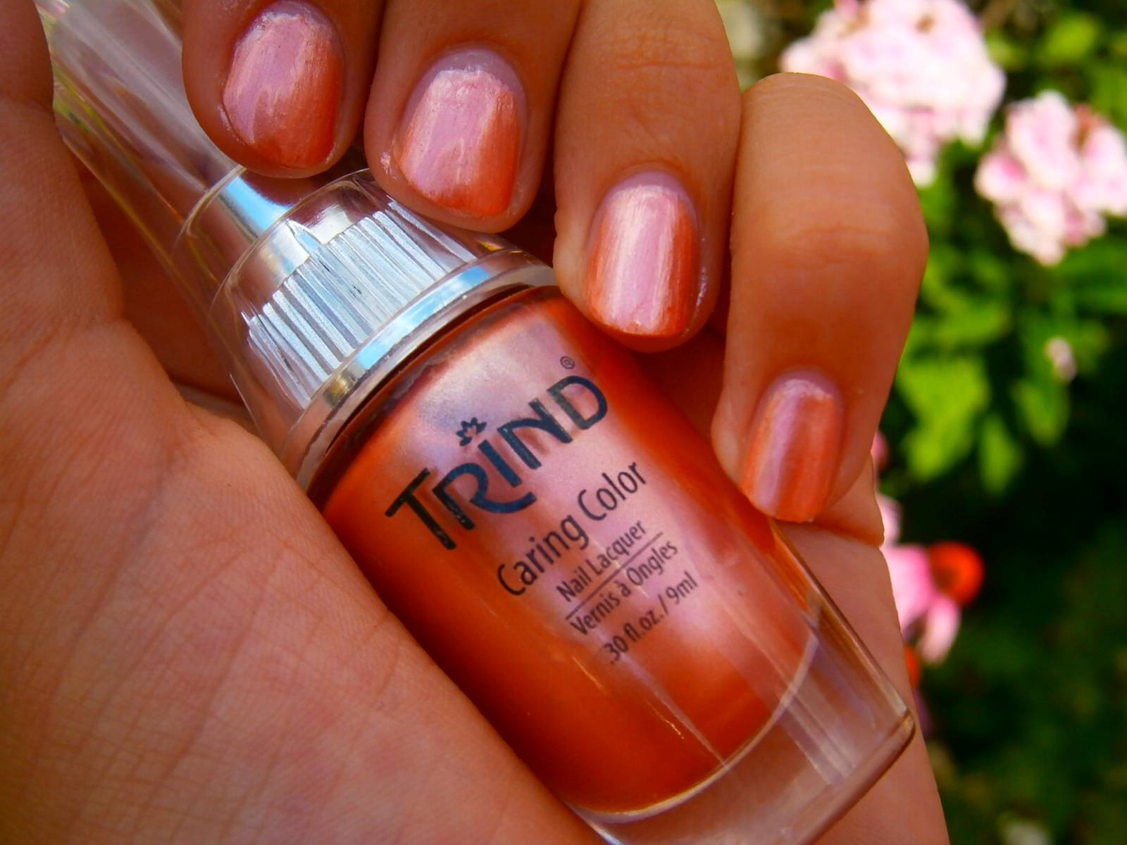 Miss nagellak: trind caring color autumn/winter 2013: beauty of nature