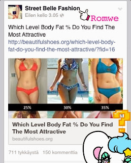 romwe, body shaming