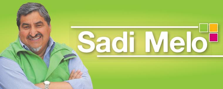Sadi Melo Alcalde