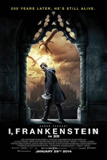 The Movie and Me - Movie Reviews and more: I, Frankenstein
