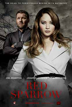 Red Sparrow 2018 English Full Movie BluRay 720p 1GB ESubs