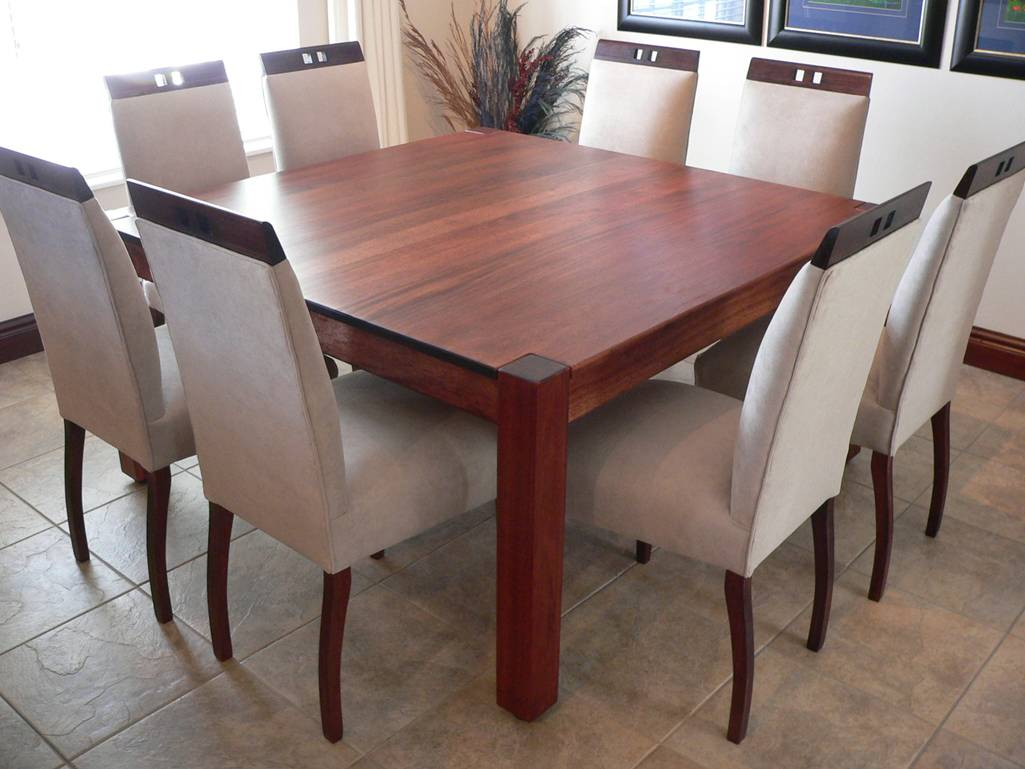 Evalotte daily home dining room furniture ideas for Pictures of dining room tables