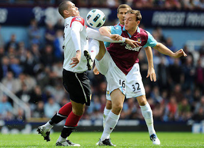 Chris Smalling Defender Manchester United vs West Ham United