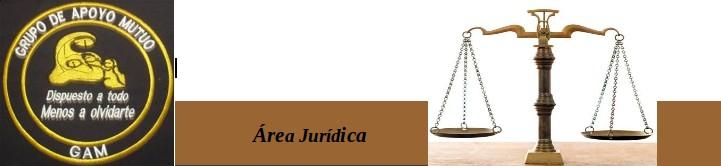 Area Jurídica  GAM