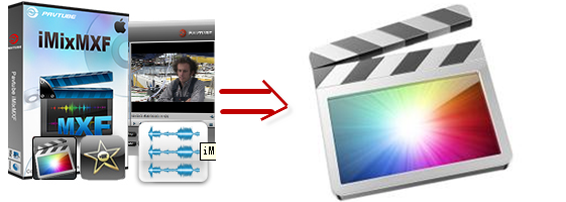 import Canon 4K MXF to FCP X