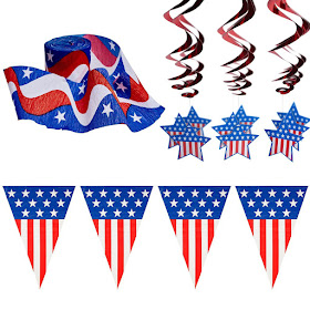 4th of July party starter items