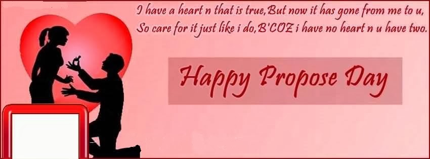 Happy Propose Day February 2015 SMS, Text Messages & Wishes
