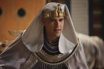 Ramsés ordena que os oficiais confisquem o rebanho