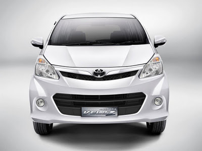 All New Avanza Veloz Depan