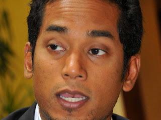 Menteri Belia dan Sukan, Khairy Jamaluddin