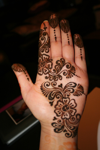 photo about Printable Henna Designs titled Structure 3d Tattoos: Printable Henna Strategies For Palms