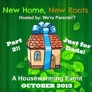 Faith filled footsteps new home new roots visa for New home giveaway