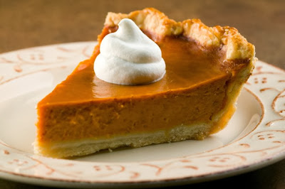 Slice of pumpkin pie anyone?
