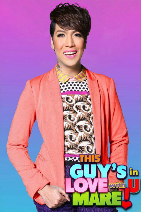 Tatak Digitista: THIS GUY'S IN LOVE WITH U MARE! opens on October 10