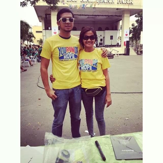 YouRunDa Hope 2014 | Jan 25 @CME Taytay Rizal