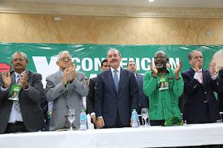 """Danilo Medina: """"Volveremos a las calles para garantizar la continuación de la transformación del país y el bienestar del pueblo dominicano"""""""